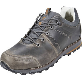 Mammut Alvra Low LTH Shoes Men dark graphite-timber
